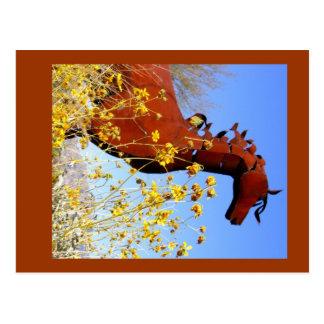 """Iron Horse"" Postcards"