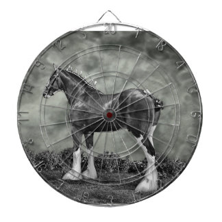Iron Horse Steele Dartboard