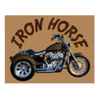 Iron Horse Trike Postcard