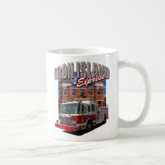 Iron Island Express Mug