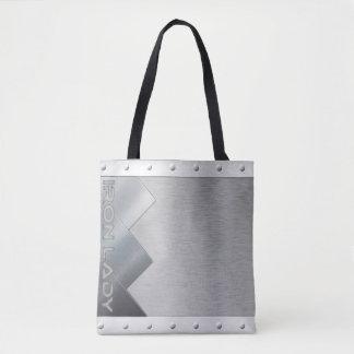 Iron Lady design iron lady tote bags