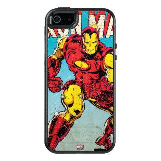 Iron Man Comic #126 OtterBox iPhone 5/5s/SE Case