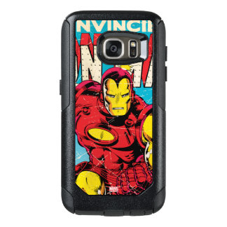 Iron Man Comic #126 OtterBox Samsung Galaxy S7 Case