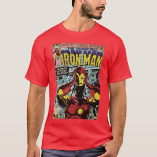 Iron Man Comic #170 T-Shirt