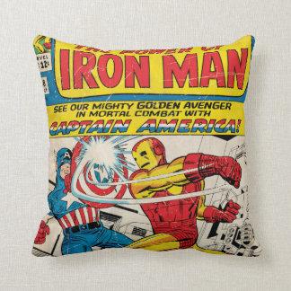 Iron Man Comic #58 Cushion
