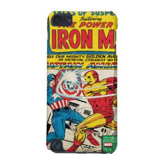 Iron Man Comic #58 iPod Touch (5th Generation) Cover