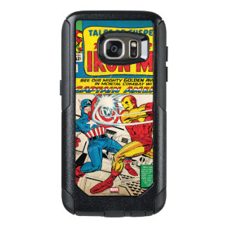 Iron Man Comic #58 OtterBox Samsung Galaxy S7 Case