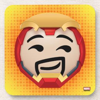 Iron Man Emoji Coaster