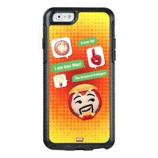 Iron Man Emoji OtterBox iPhone 6/6s Case