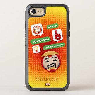 Iron Man Emoji OtterBox Symmetry iPhone 8/7 Case