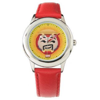 Iron Man Emoji Watch