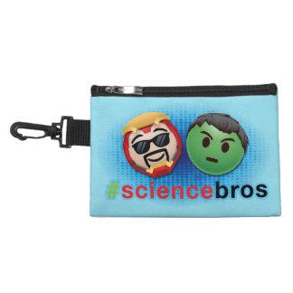 Iron Man & Hulk #sciencebros Emoji Accessory Bag