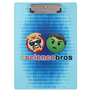 Iron Man & Hulk #sciencebros Emoji Clipboard