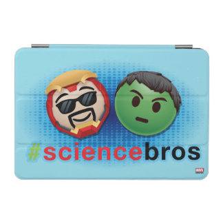 Iron Man & Hulk #sciencebros Emoji iPad Mini Cover