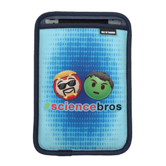 Iron Man & Hulk #sciencebros Emoji iPad Mini Sleeve