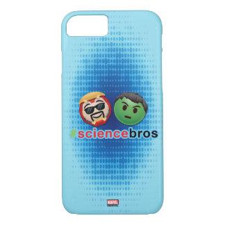 Iron Man & Hulk #sciencebros Emoji iPhone 7 Case