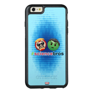 Iron Man & Hulk #sciencebros Emoji OtterBox iPhone 6/6s Plus Case