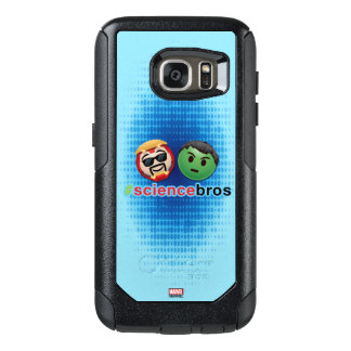 Iron Man & Hulk #sciencebros Emoji OtterBox Samsung Galaxy S7 Case