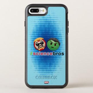 Iron Man & Hulk #sciencebros Emoji OtterBox Symmetry iPhone 8 Plus/7 Plus Case