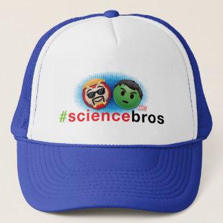 Iron Man & Hulk #sciencebros Emoji Trucker Hat
