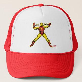 Iron Man Retro Breaking Chains Cap