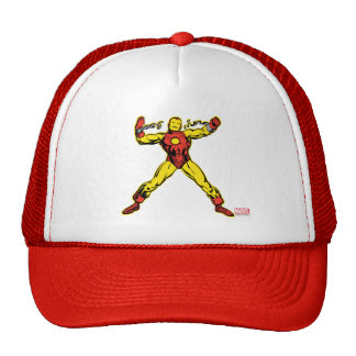 Iron Man Retro Breaking Chains Cap