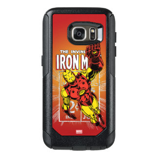 Iron Man Retro Comic Price Graphic OtterBox Samsung Galaxy S7 Case