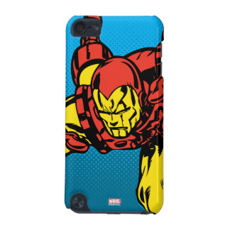 Iron Man Retro Grab iPod Touch (5th Generation) Cases
