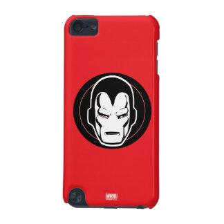 Iron Man Retro Icon iPod Touch 5G Covers