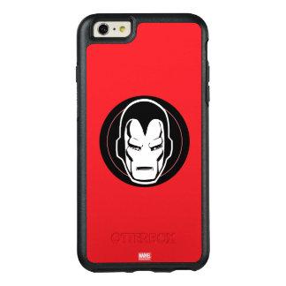 Iron Man Retro Icon OtterBox iPhone 6/6s Plus Case