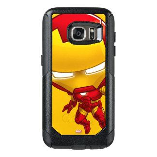 Iron Man Stylized Art OtterBox Samsung Galaxy S7 Case