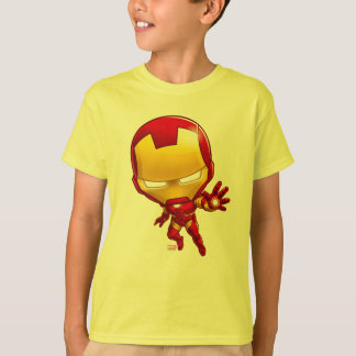 Iron Man Stylized Art T-Shirt