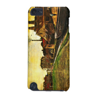 Iron Mill in The Hague by Vincent van Gogh iPod Touch 5G Cover