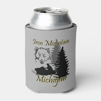 Iron Mountain Michigan Can Cooler