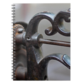 Iron Sew I Notebook