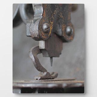 Iron Sew II Plaque
