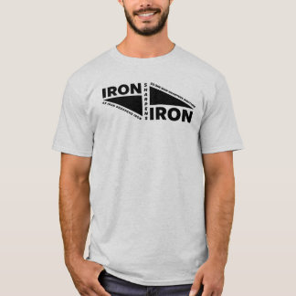 Iron Sharpens Iron 1 T-Shirt