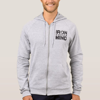 Iron State of Mind Hoodie