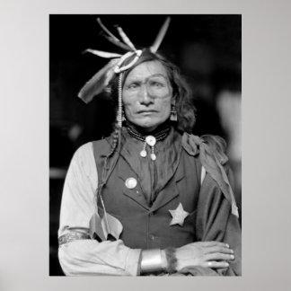 Iron White Man: 1900 Posters