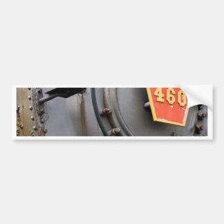 Iron Work Horse Bumper Sticker