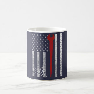 Iron Worker Coffee Mug