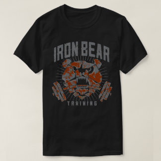 IronBear Training's Standard T-Shirt