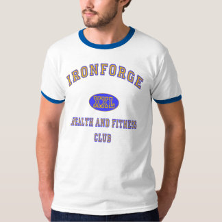 Ironforge Health & Fitness Club Shirt