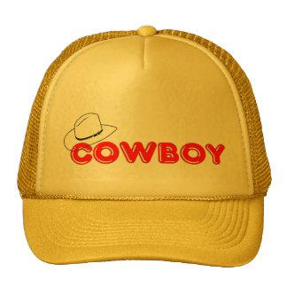 "Ironic ""Cowboy Hat on Hat"" Hat"