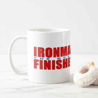 Ironman Finisher Souvenir Mug