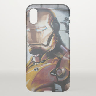 IronMan Graffiti Houston iPhone X Case