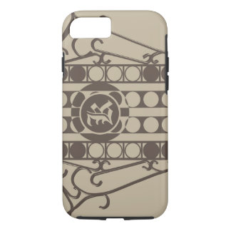 IRONWORK SCROLLWORK 2 Case-Mate Tough iPhone 7 iPhone 7 Case