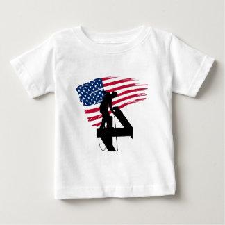 Ironworker Baby T-Shirt
