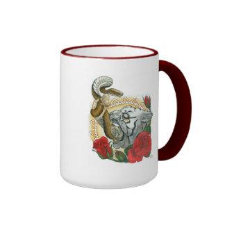 """""""Irony"""" Ringer Mug"""