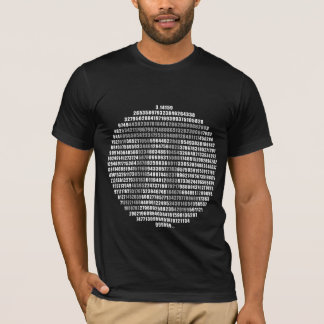 Irrational Pi Circle T-shirt